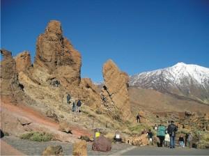 Roqes de Garcia, Tenerife