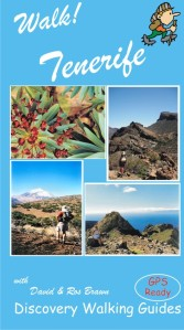 Walk! Tenerife front cover