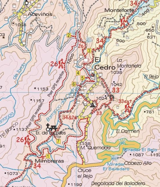 La Gomera discoverywalking