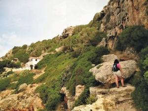 Walk Menorca Cales Coves Walk 30