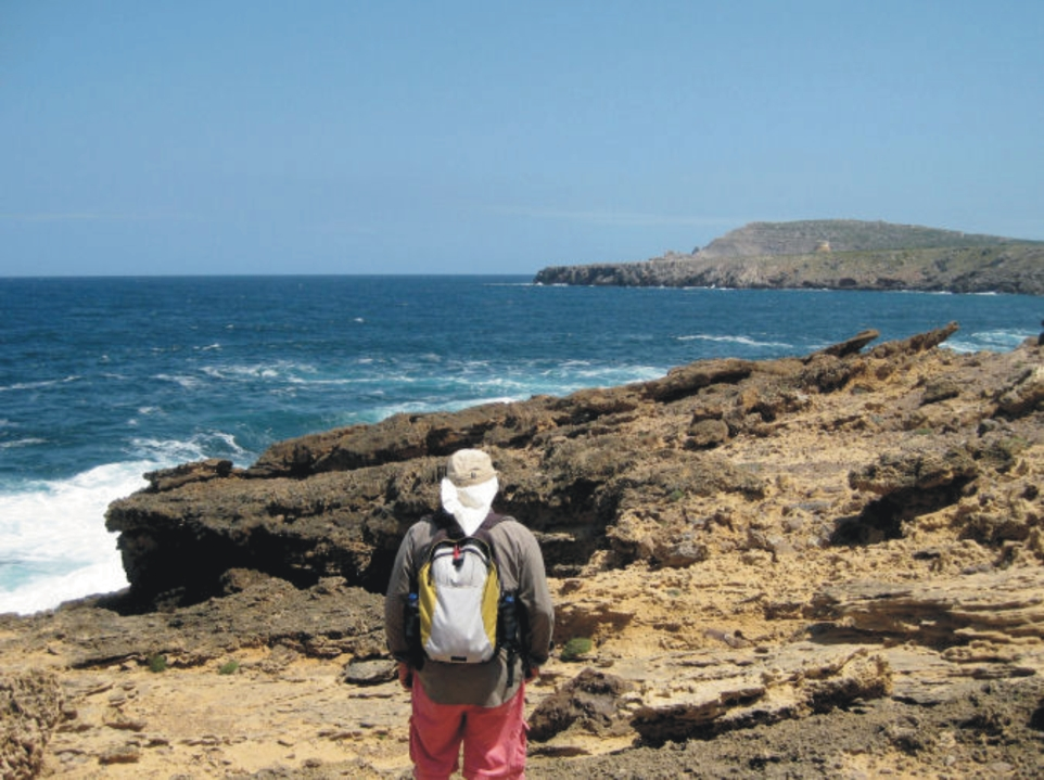 Walk Menorca on the north coast route 39