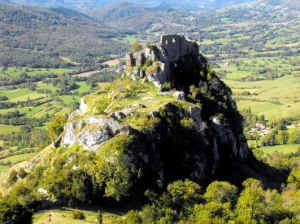 Roquefixade Castle, Cathar Way