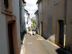 Rue Principale, Ginoles, Cathar Way