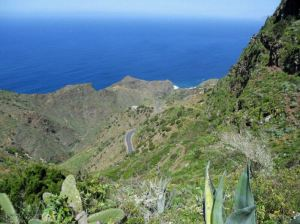 La Gomera - on Walk 31 (from Walk! La Gomera by Charles Davis). Image courtesy of 'Inspire Our Trip'.