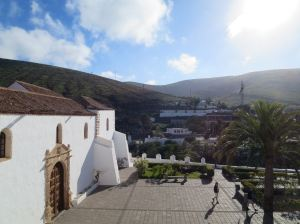 Established in 1405, Fuerteventura's origianl capital of Betancuria is a step back in time.