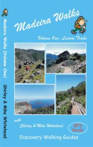 Madeira Walks Volume One Leisure Trails cover for Facebook
