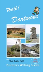 Walk! Dartmoor cover