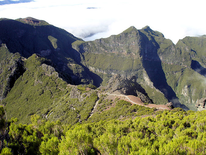 Madeira Walks Vol2 Path to Encumeada Walk 61