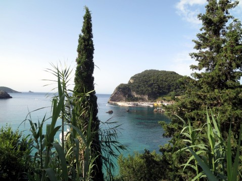 Palaiokastritsa Bay, Corfu