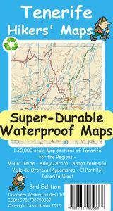 Tenerife Hikers' Maps (3rd Super-Durable edition)