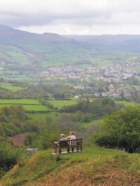 Brecon Beacons - Llangattock (Walk 21)